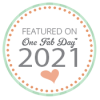 featured on one Fab Day - wedding journal