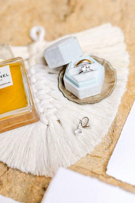 diamond jewellery and chanel n5
