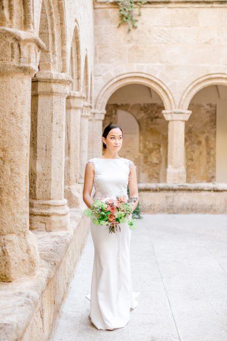 chiostro di san francesco alghero sardinia wedding