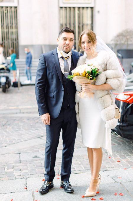 intimate wedding turin