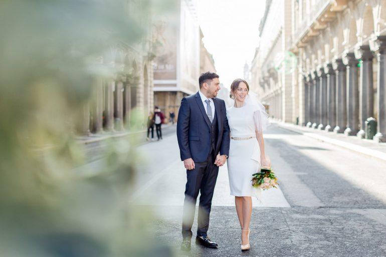 intimate wedding turin 2020 italy
